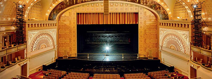 Proscenium at Rockwell